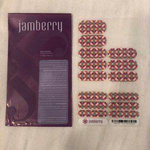 Jamberry Nail Wraps ~ 'HR201503 - Host Exclusive'